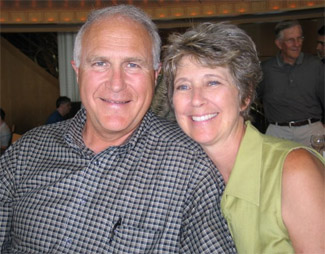 Myron and Beverly Gottfried - Owners of The Farm